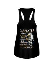 Carpenter Ladies Flowy Tank thumbnail