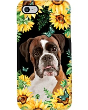 Boxer Flower Phone Case Phone Case i-phone-7-case