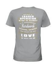 Loader Operator Exclusive Shirt Ladies T-Shirt thumbnail