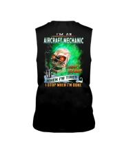 Aircraft Mechanic Sleeveless Tee thumbnail