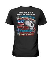 Quality Manager Ladies T-Shirt thumbnail