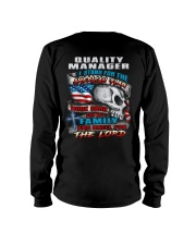 Quality Manager Long Sleeve Tee thumbnail