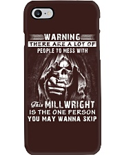 Millwright Exclusive Shirts Phone Case thumbnail