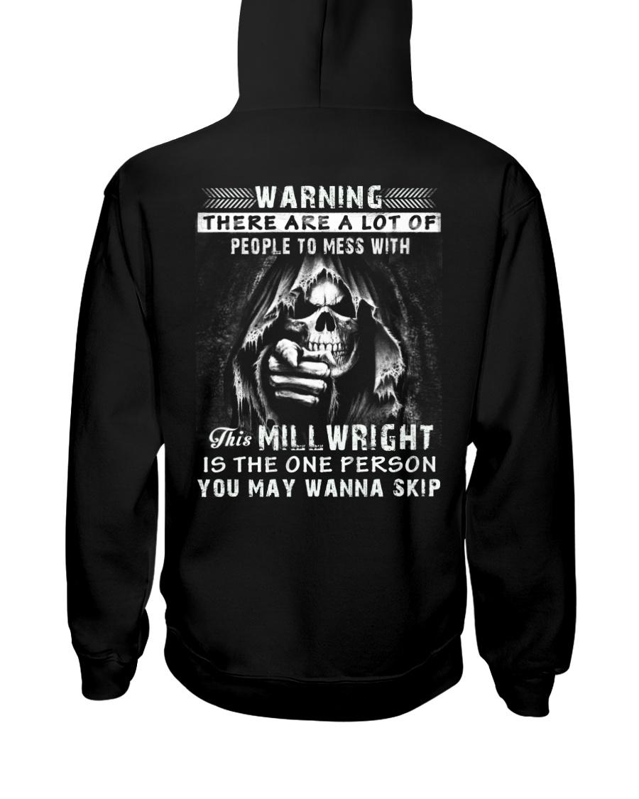 Millwright Exclusive Shirts Hooded Sweatshirt
