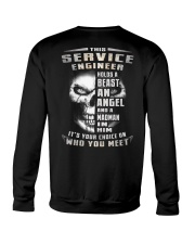 Service Engineer Crewneck Sweatshirt thumbnail