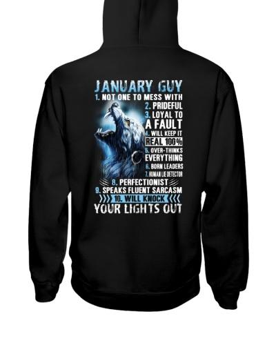 January Guy