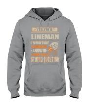 Lineman Exclusive Shirt Hooded Sweatshirt thumbnail