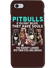 Pitbull Phone Case thumbnail
