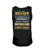 Builder Unisex Tank thumbnail