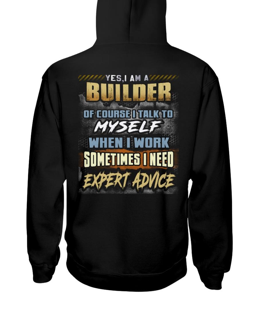 Builder Hooded Sweatshirt