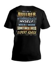 Builder V-Neck T-Shirt thumbnail
