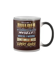 Builder Color Changing Mug thumbnail