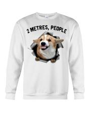 Corgi - 2 Metres People Crewneck Sweatshirt tile