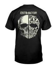 Estimator Exclusive Shirt Classic T-Shirt thumbnail