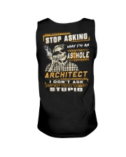 Architect Unisex Tank thumbnail