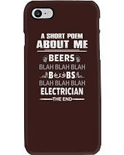 ELECTRICIAN EXCLUSIVE SHIRT Phone Case thumbnail