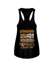 Derrickhand Ladies Flowy Tank thumbnail