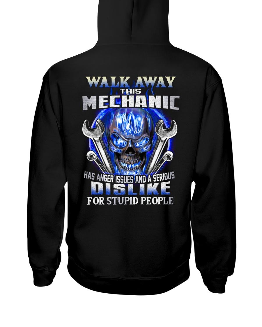 Mechanic Hooded Sweatshirt