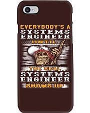Systems Engineer Phone Case thumbnail