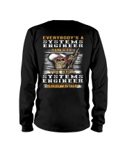 Systems Engineer Long Sleeve Tee thumbnail