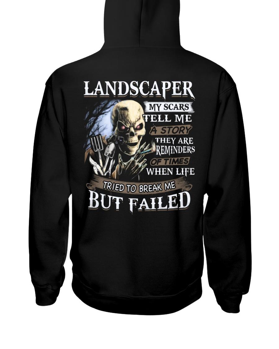 Landscaper Hooded Sweatshirt