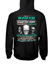 Baker Hooded Sweatshirt back