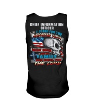 Chief Information Officer Unisex Tank thumbnail