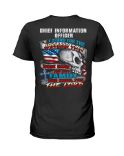 Chief Information Officer Ladies T-Shirt thumbnail