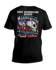Chief Information Officer V-Neck T-Shirt thumbnail