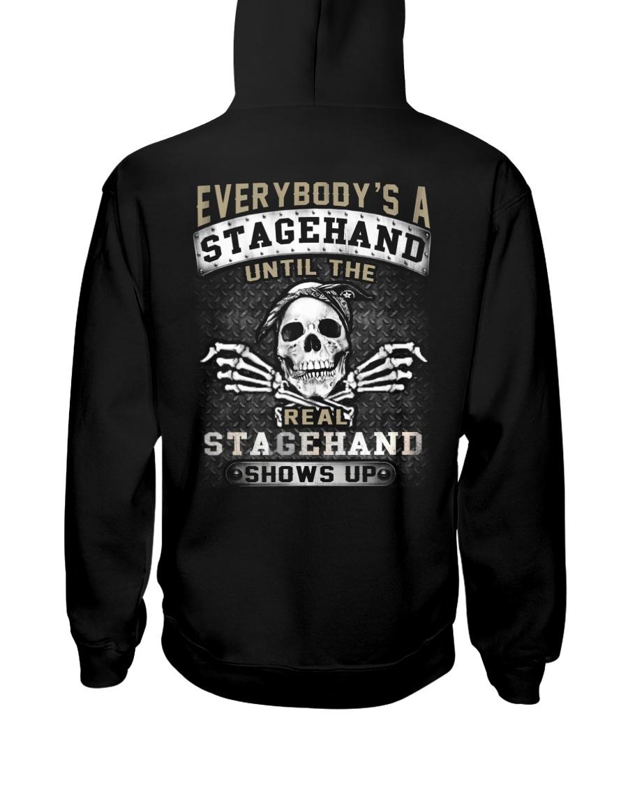 Stagehand Hooded Sweatshirt