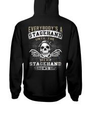 Stagehand Hooded Sweatshirt back