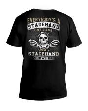 Stagehand V-Neck T-Shirt thumbnail