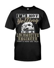 Locomotive Engineer Premium Fit Mens Tee thumbnail