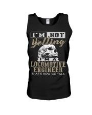 Locomotive Engineer Unisex Tank thumbnail