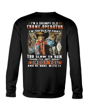 Crane Operator Crewneck Sweatshirt thumbnail