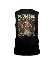 Plumber Sleeveless Tee thumbnail