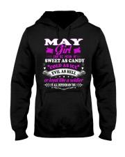 May Woman Hooded Sweatshirt thumbnail