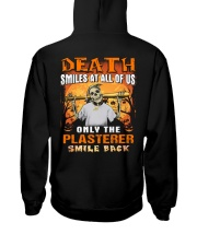 Plasterer Hooded Sweatshirt back