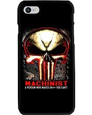 Machinist Phone Case thumbnail