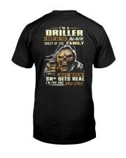 Driller Classic T-Shirt back