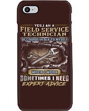 Field Service Technician Phone Case thumbnail