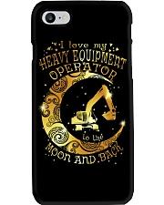 Heavy Equipment Operator Phone Case thumbnail