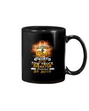 Tow Truck Operator Job Shirt Mug thumbnail