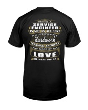 Service Engineer Exclusive Shirt Classic T-Shirt thumbnail