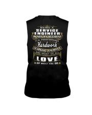 Service Engineer Exclusive Shirt Sleeveless Tee thumbnail