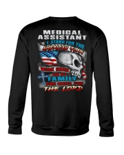 Medical Assistant Crewneck Sweatshirt thumbnail