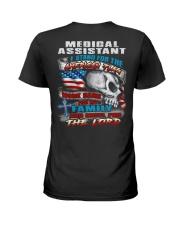 Medical Assistant Ladies T-Shirt thumbnail