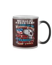 Medical Assistant Color Changing Mug thumbnail