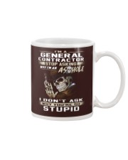 General Contractor Mug thumbnail