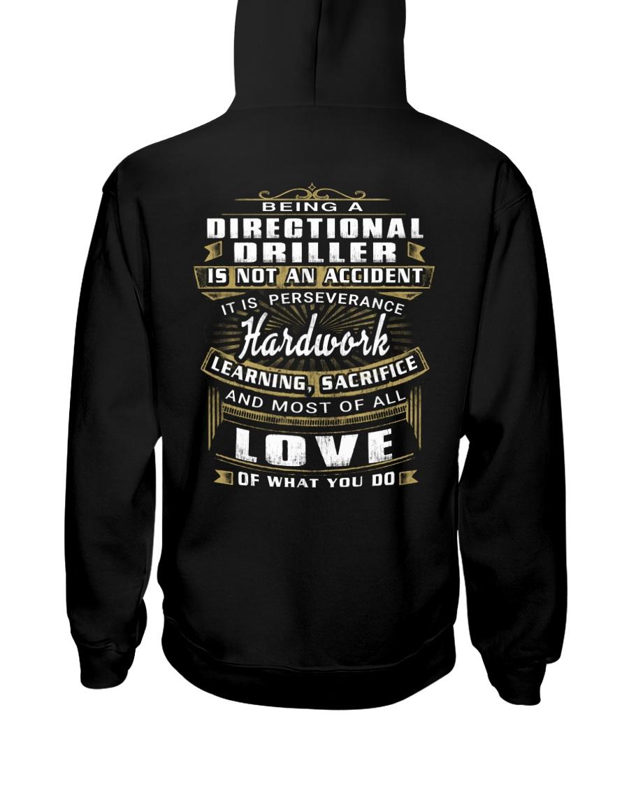 Directional Driller Exclusive Shirt Hooded Sweatshirt